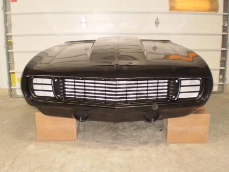fiberglass 67 68 1969 camaro auto parts fiberglass hoods fenders doors bodys. Black Bedroom Furniture Sets. Home Design Ideas