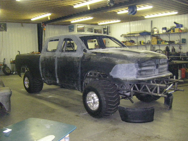 Dodgeram Quad Cab on 2000 Dodge Dakota Custom Parts