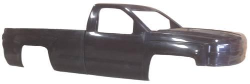 2015 Chevy Silverado Fiberglass chevrolet truck Body