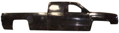 2015 Chevy Silverado Fiberglass truck Body