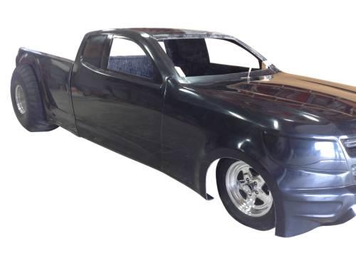 2015 Chevy Colorado Chevrolet Fiberglass truck Body