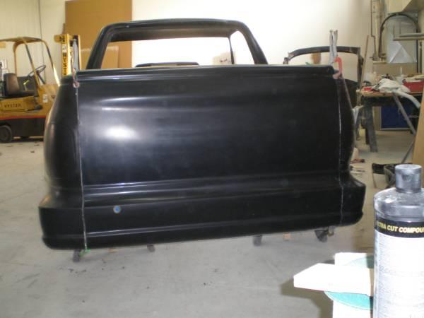 2003 Ford Lightning Fiberglass truck Body