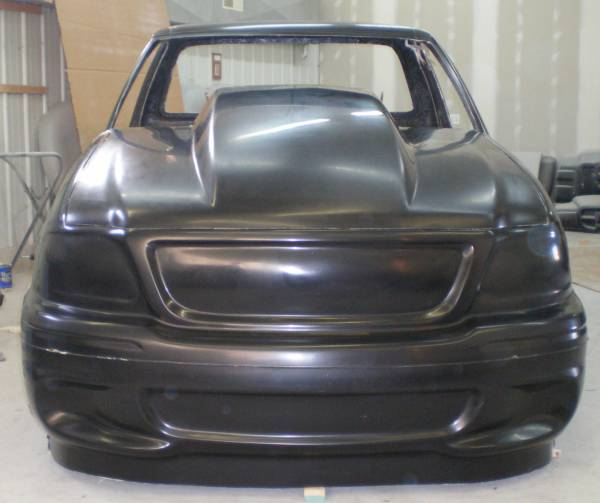 2003 Ford Lightning Fiberglass truck Body