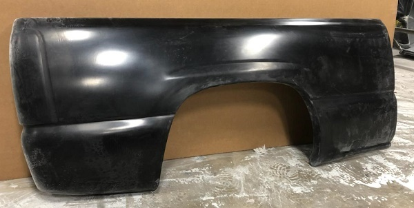 05 Chevy Silverado Fiberglass Chevrolet truck Bedsides