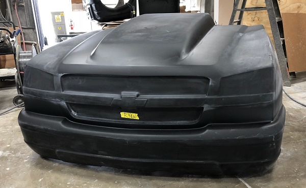 05 Chevy Silverado Fiberglass Chevrolet truck Front End
