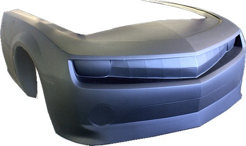 2010 Camaro pro front end