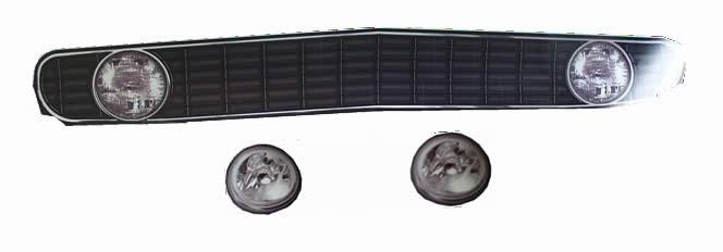 fiberglass camaro front grill
