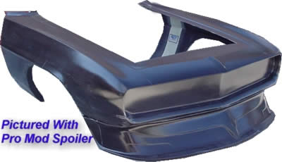 fiberglass camaro front end