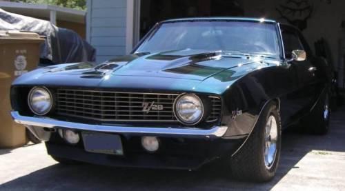 1969 Camaro Bumper