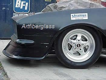 fiberglass camaro body