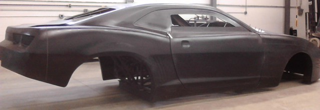 2014 Camaro Fiberglass body