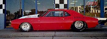 fiberglass camaro parts