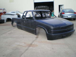 Fiberglass S10 Auto parts, Fiberglass hoods,fenders,doors,bodys