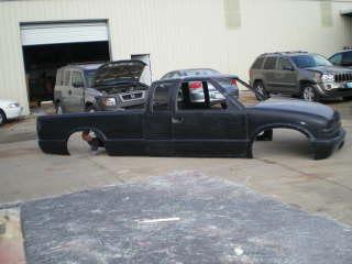 Fiberglass S10 Auto Parts Fiberglass Hoods Fenders Doors