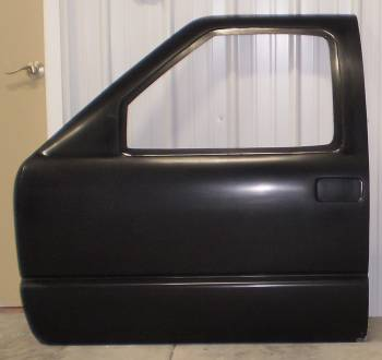 Fiberglass s10 auto parts fiberglass hoods fenders doors for Door 9 sonoma