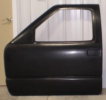 S 10 Truck Fiberglass Doors