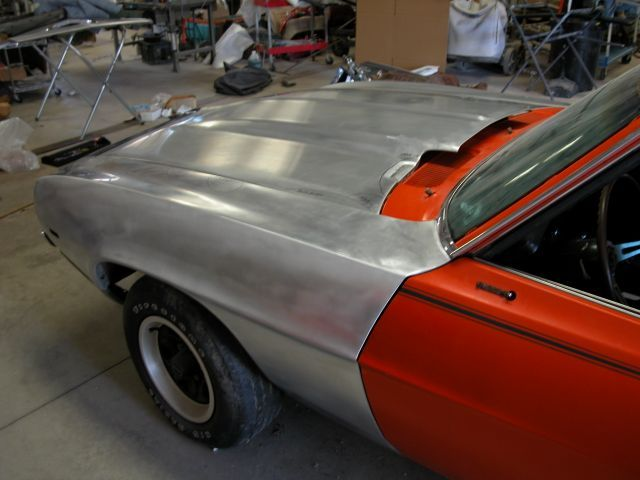 Click picture to see larger image,  69 Chevy Camaro Aluminum Body Panel Kit 2 inch Hood Body Panel Kit : Aluminum Part No: 199-3569-2AS ... Price $3,049.95 + S/H