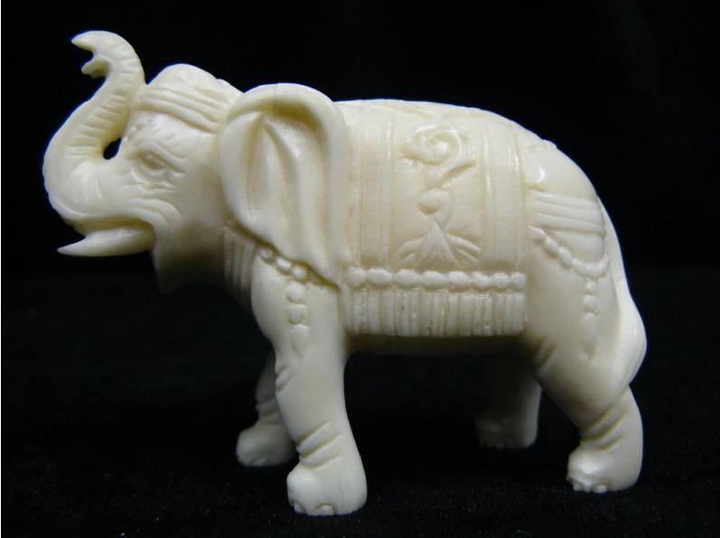 Elephant Carving 2107