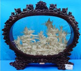 FRAMED BONE FAIRIES MOUNTAIN (96D1)