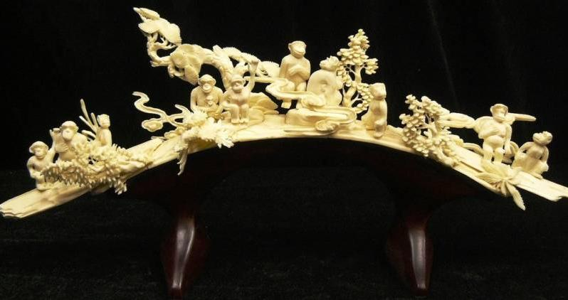 bone carving art