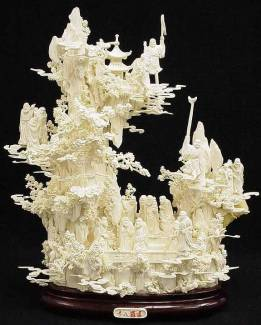 Bone Carving Hand Carved Bone Carvings And Bone Art Sculpture Carvings Page 1