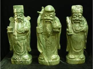Jade wisemen