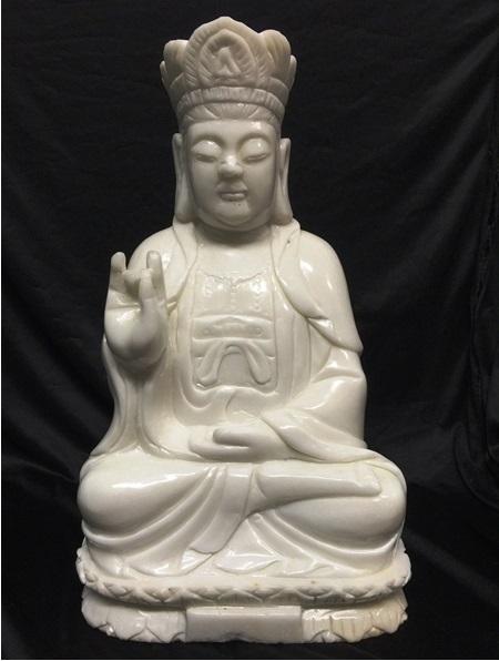 Jade Buddhist Monk