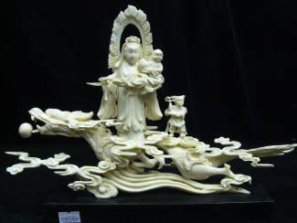 Dragon Carving