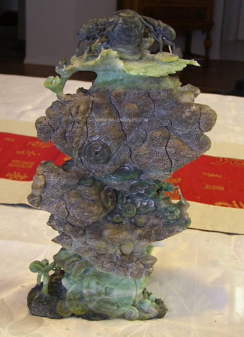 Dushan Jade Art Sculpture