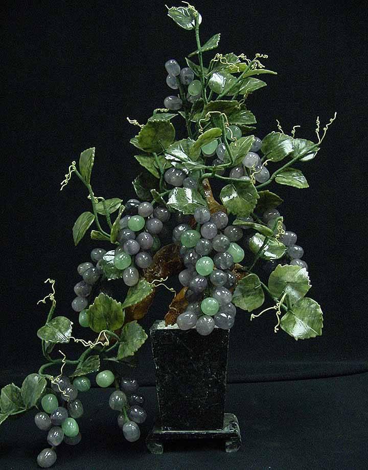 Jade Grapes Tree