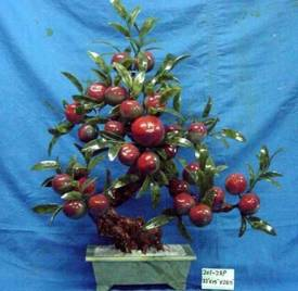 JADE PEACHES TREE Price = $149.99 + S/H