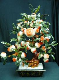 JADE PEACHES TREE Price = $249.99 + S/H