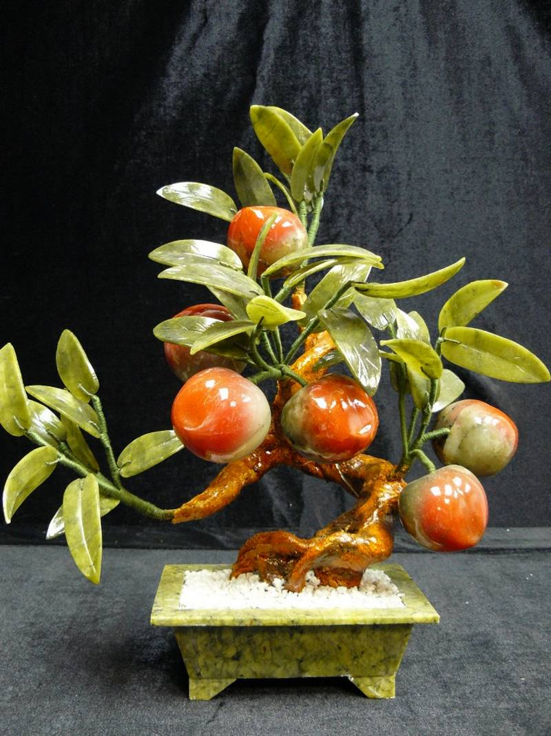 jade flowers tree