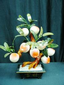 JADE PEACHES TREE Price = $69.99 + S/H