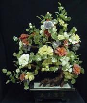 Jade FLowers Tree. 99-38 Price = $699.00 + S/H