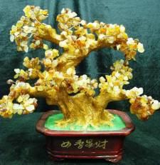 Agate Stone Tree