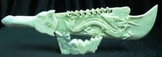 JADE SWORD Image photo (HJ056) SIZE: LENGTH 20in