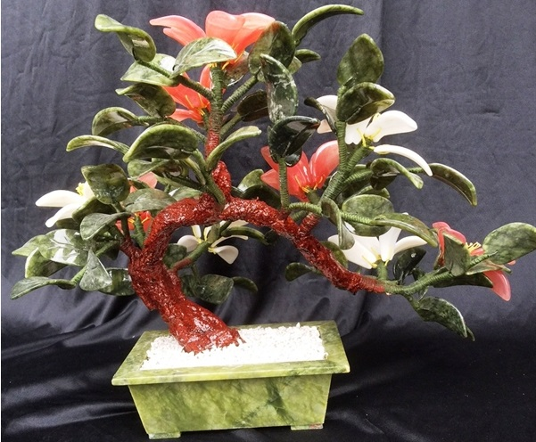 JADE LILY FLOWER YF180