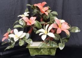 JADE LILY FLOWER (YF180)  Price = $ 129.95 + S/H.