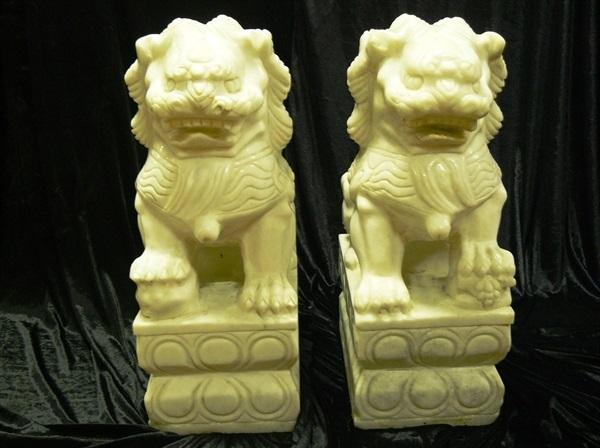 jade foo dogs