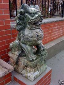 foodogs Statue Jade Carving