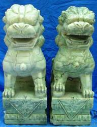 foo dog Carving