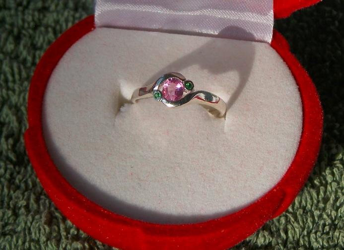 Pink Sapphire