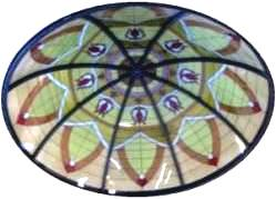 Ceiling Dome Art