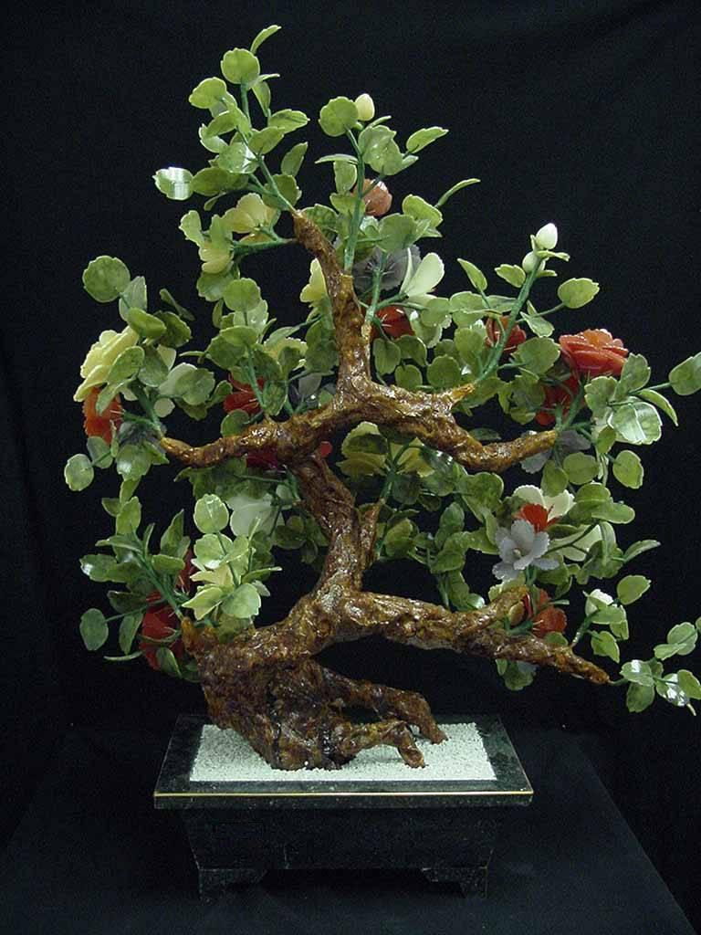 jade flower tree