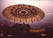 Ceiling Dome Art Sizes 60 inch - 90 inches diameter and larger are available.