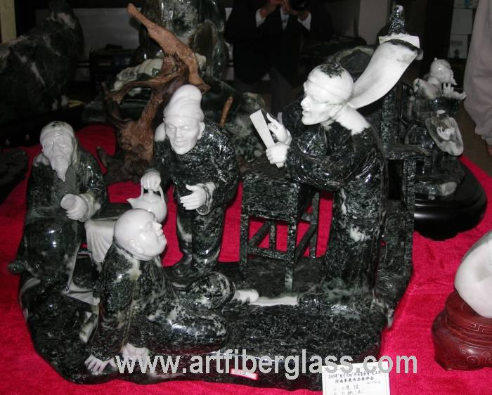 jade carving art