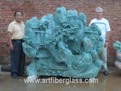 Marble Carving Sculpture photo image