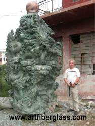 Large Or Small Jade Carving