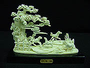 BONE HORSES GROUP (0412E2)